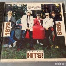 CDs de Música: GYLLENE TIDER INSTANT HITS! CD ROXETTE PER GESSLE MARIE FREDRIKSSON. Lote 245371470