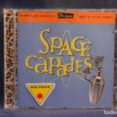 CDs de Música: VARIOS - SPACE-CAPADES - CD. Lote 245371735