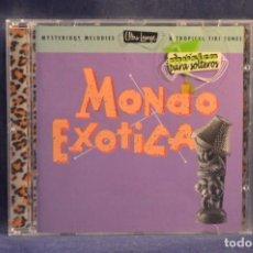 CDs de Música: VARIOS - MONDO EXOTICA - CD. Lote 245372010