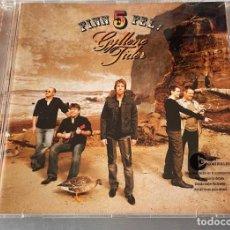 CDs de Música: GYLLENE TIDER FINN 5 FEL! CD ROXETTE PER GESSLE MARIE FREDRIKSSON. Lote 245372035