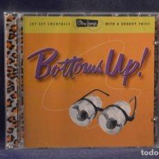 CDs de Música: VARIOS - BOTTOMS UP! - CD. Lote 245372505