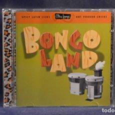 CDs de Música: VARIOS - BONGOLAND - CD. Lote 245373025