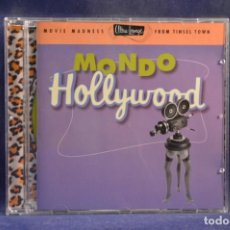 CDs de Música: VARIOS - MONDO HOLLYWOOD - CD. Lote 245373205