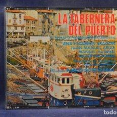 CDs de Música: CORO CANTORES DE MADRID, ORQUESTA SINFÓNICA - LA TABERNERA DEL PUERTO - CD. Lote 245380400