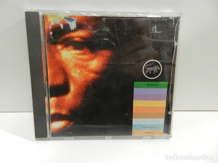 DISCO CD. DOUDOU NDIAYE ROSE – DJABOTE. COMPACT DISC. (Música - CD's Country y Folk)