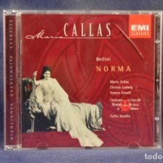 CDs de Música: MARIA CALLAS - BELLINI - NORMA (HIGHLIGHTS/EXTRAITS) - CD. Lote 245385580