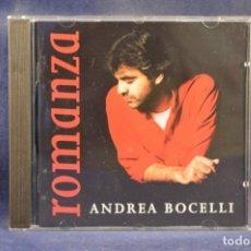 CDs de Música: ANDREA BOCELLI - ROMANZA - CD. Lote 245387165