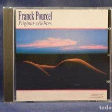 CDs de Música: FRANCK POURCEL - PÁGINAS CÉLEBRES 5 - CD. Lote 245388500