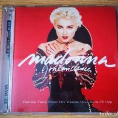 CDs de Música: CD DE MADONNA - YOU CAN DANCE - EDICION EL PAIS COMO NUEVO | SIRE RECORDS |. Lote 245389230