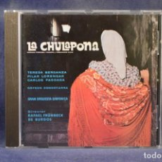 CDs de Música: ALHAMBRA - LA CHUPALONA - CD. Lote 245390110