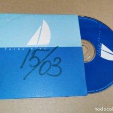 CDs de Música: LA BUENA VIDA PACIFICO CD SINGLE PROMOCIONAL CARTON DEL AÑO 1997 JAVIER ARAMBURU MUSICA INDIE. Lote 245411250