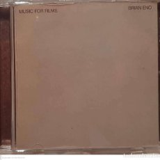CDs de Música: BRIAN ENO ‎– MUSIC FOR FILMS. Lote 245440010