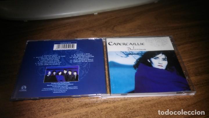 CAPERCAILLIE - DELIRIUM (Música - CD's New age)