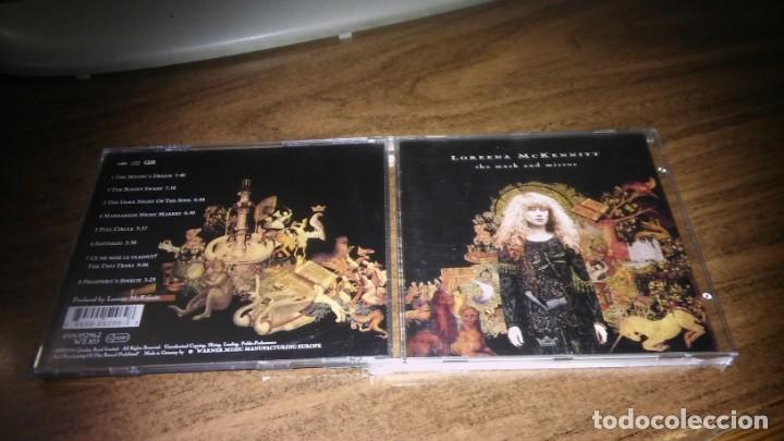 LOREENA MCKENNITT - THE MASK AND MIRROR (Música - CD's New age)