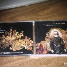 CDs de Música: LOREENA MCKENNITT - THE MASK AND MIRROR. Lote 245446685