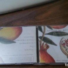 CDs de Música: LOREENA MCKENNITT - A WINTER GARDEN. Lote 245446790