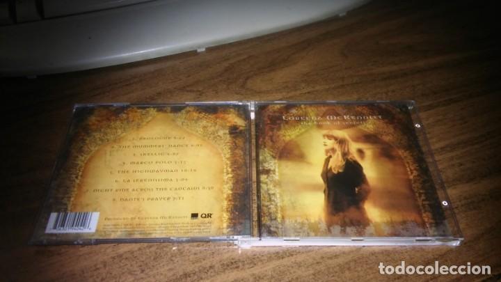 LOREENA MCKENNITT - THE BOOK OF SECRETS (Música - CD's New age)