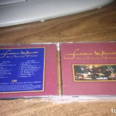 CDs de Música: LOREENA MCKENNITT - LIVE IN PARIS AND TORONTO (2 CD EN DIRECTO). Lote 245447750