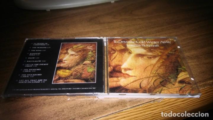 LOREENA MCKENNITT - TO DRIVE THE COLD WINTER AWAY (Música - CD's New age)