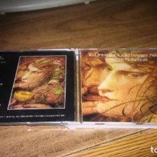 CDs de Música: LOREENA MCKENNITT - TO DRIVE THE COLD WINTER AWAY. Lote 245447855