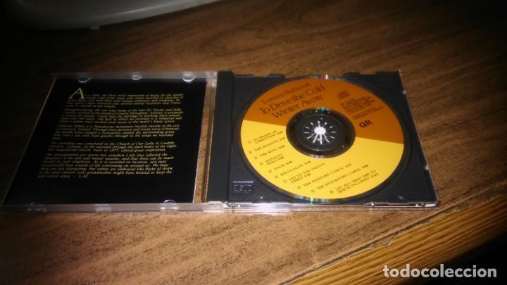 CDs de Música: LOREENA McKENNITT - TO DRIVE THE COLD WINTER AWAY - Foto 2 - 245447855