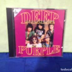 CDs de Música: DEEP PURPLE - MADE IN JAPAN RARE DOUBLE ALBUM CD 1994 ON STAGE ITALY. NM-NM. Lote 245453095