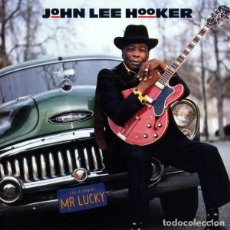 CDs de Música: JOHN LEE HOOKER - MR LUCKY. Lote 245458695