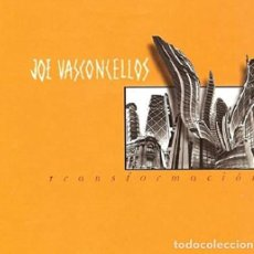 CDs de Música: JOE VASCONCELLOS - TRANSFORMACION. Lote 245462340