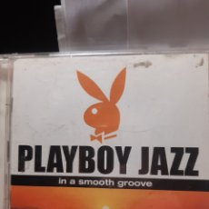 CDs de Música: PLAYBOY JAZZ VARIOUS-IN A SMITH GROOVE. Lote 245462445