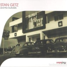 CDs de Música: STAN GETZ AND THE GUITARISTS. Lote 245463380