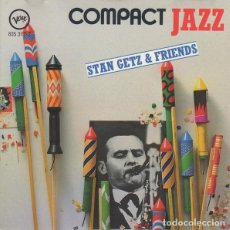 CDs de Música: STAN GETZ & FRIENDS. Lote 245463790