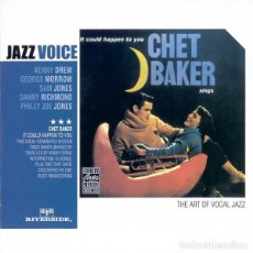 CDs de Música: CHET BAKER - IT COULD HAPPEN TO YOU. Lote 245464675