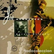 CDs de Música: JOE HENDERSON - DOUBLE RAINBOW : THE MUSIC OF CARLOS JOBIM. Lote 245468910
