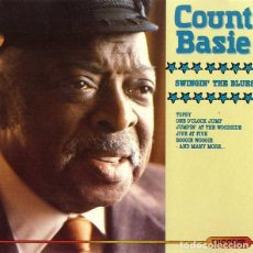 CDs de Música: COUNT BASIE - SWINGIN' THE BLUES. Lote 245470090