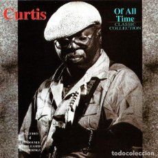 CDs de Música: CURTIS MAYFIELD - OF ALL TIME. Lote 245472900