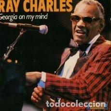 CDs de Música: RAY CHARLES - GEORGIA ON MY MIND. Lote 245476285