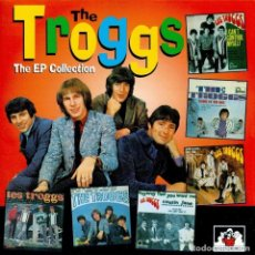 CDs de Música: THE TROGGS - THE EP COLLECTION (CD, ROCK). Lote 245484630
