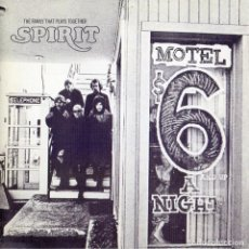 CDs de Música: SPIRIT - THE FAMILY THAT PLAYS TOGETHER (CD, ROCK). Lote 245485265