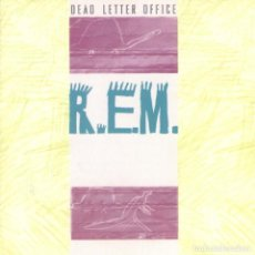 CDs de Música: R.E.M. - DEAD LETTER OFFICE (CD, ROCK). Lote 245485640