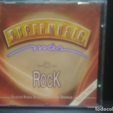 CDs de Música: SUPERMUSIC MAS ROCK LA BAMBA , ETC.. CD ALBUM PEPETO. Lote 245490475