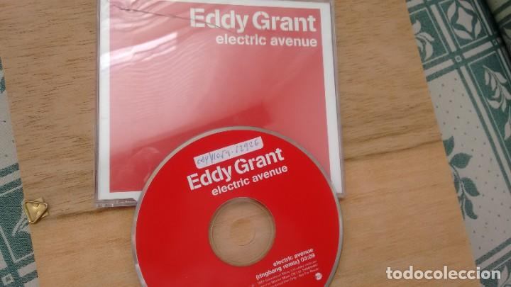 CD-SINGLE ( PROMOCION) DE EDDY GRANT (Música - CD's Reggae)