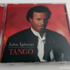CDs de Música: CD JULIO IGLESIAS - TANGO. Lote 245492810