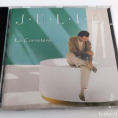 CDs de Música: CD JULIO IGLESIAS - LA CARRETERA. Lote 245492875