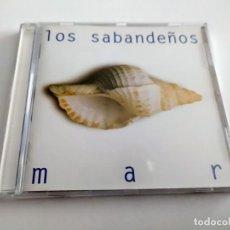 CDs de Música: CD LOS SABANDEÑOS - MAR. Lote 245493165