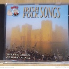 CDs de Música: POPEYE (IRISH FOLK SONGS - THE BEST SONGS OF MARY O'HARA) CD 1996. Lote 245501260