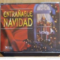 CDs de Música: ENTRAÑABLE NAVIDAD - 4 CD'S 1998 - SELECCIONES READER'S DIGEST. Lote 245501360