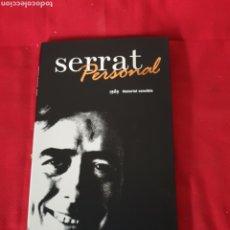 CDs de Música: ANRIGUO CDS SERRAT PERSONAL 1989. Lote 245501840