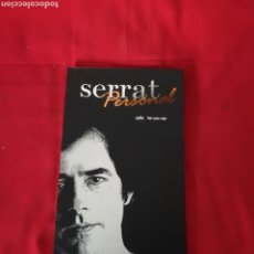 CDs de Música: ANTIGUO CDS SERRAT PERSONAL 1980. Lote 245502035