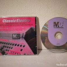 CDs de Música: CD ORIGINAL - CLASSIC ELECTRO MASTERCUTS VOLUME 1 - ELECTRO - WHODINI - GRANDMASTER FLASH. Lote 245503930