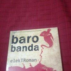 CDs de Música: BARO BANDA , ELEKTROMAN. Lote 245505630